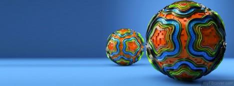 Lego Sphere Facebook Cover