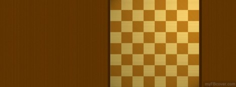Wooden Chess Facebook Cover