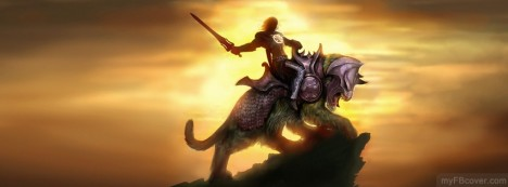 He-Man Facebook Cover