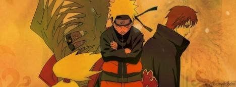 Naruto Deidara Facebook Cover