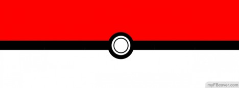 Pokemon Pokeball Facebook Cover