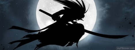 Samurai Facebook Cover