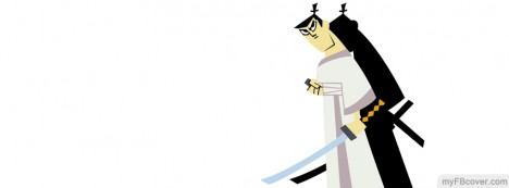 Samurai Jack Facebook Cover