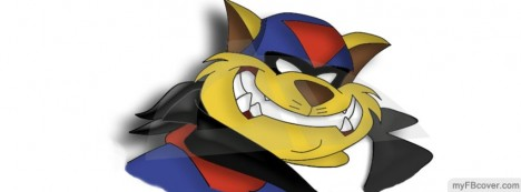 Swat Kats Tony Facebook Cover