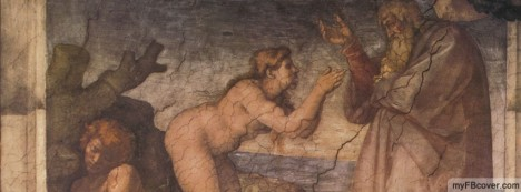 Creation of Eve Facebook Cover