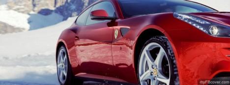 Ferrari Facebook Cover