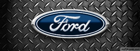 Ford Logo Facebook Cover