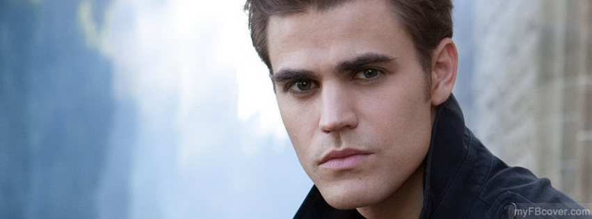 Facebook Paul Wesley Paul Wesley Facebook Cover