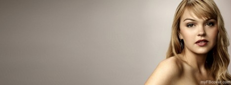 Aimee Teegarden Facebook Cover