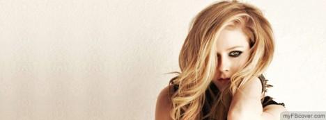 Avril Lavigne Facebook Cover