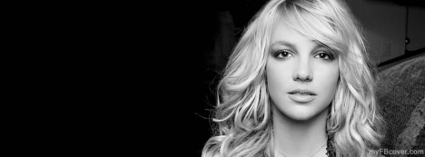 Britney Spears Facebook Cover