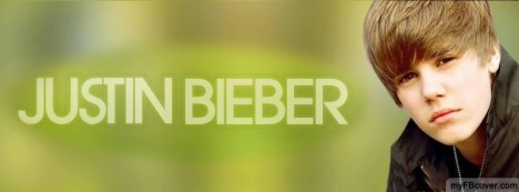 Justin Beiber3 Facebook Cover