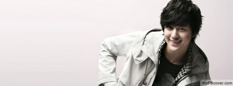 Kim Bum Facebook Cover