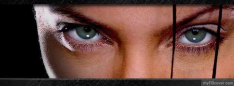 Lara Croft Facebook Cover