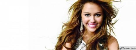 Miley Cyrus Facebook Cover