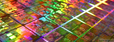 Amd Wafer Facebook Cover
