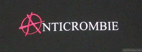 Anticrombie Facebook Cover