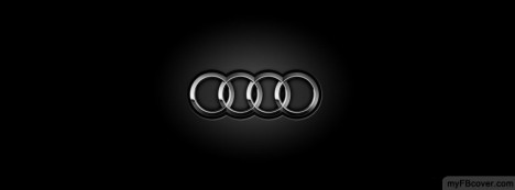 Audi-Logo Facebook Cover