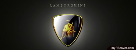 Lamborghini Facebook Cover