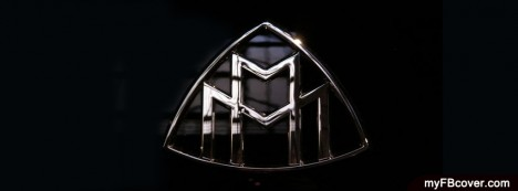 Maybach Logo Facebook Cover