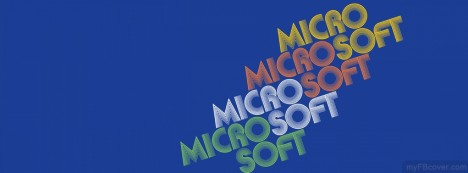 Microsoft Facebook Cover