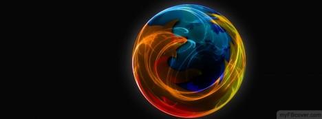 Mozilla Firefox Logo Facebook Cover