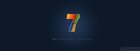 Windows 7 Facebook Cover