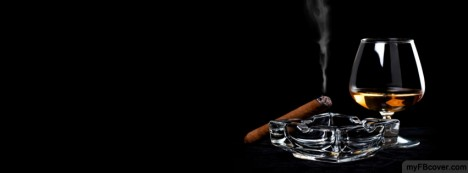 Alcohol and Tobacco Facebook Cover