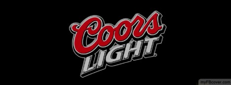 Coors Light Facebook Cover