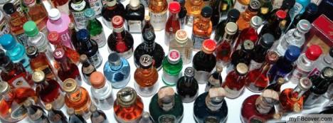 Liquor Facebook Cover