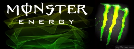Monster Facebook Cover