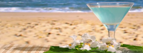 Summer Drink Facebook Cover