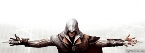 Assassins Creed Ezio Facebook Cover