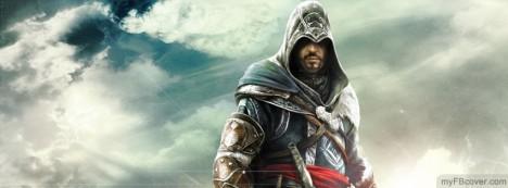 Assassins Creed Revelations Facebook Cover