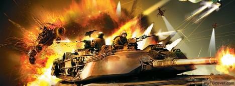 Battlefield Facebook Cover