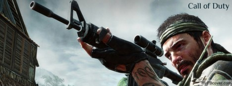 Call of Duty Facebook Cover