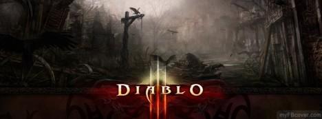 Diablo Facebook Cover