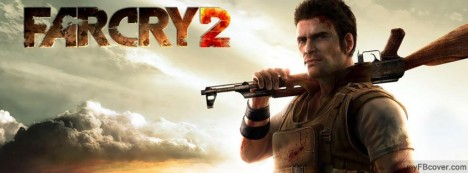 Far Cry Facebook Cover