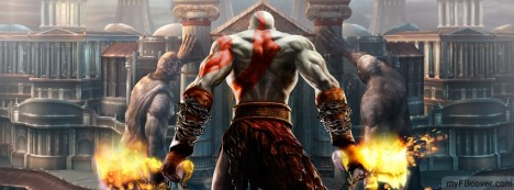God of War Facebook Cover