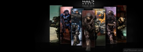 Halo Facebook Cover