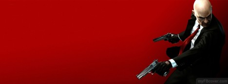 Hitman Facebook Cover