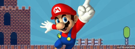 Mario Facebook Cover