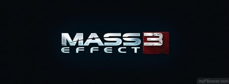 Mass Effect 3 Facebook Cover