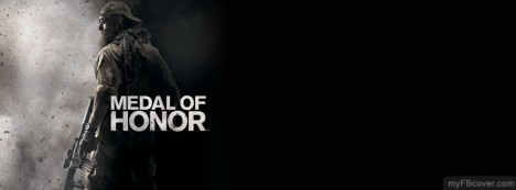 Medal Of Honor Facebook Cover