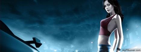 NFS Underground Facebook Cover