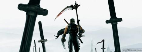 Ninja Gaiden Facebook Cover
