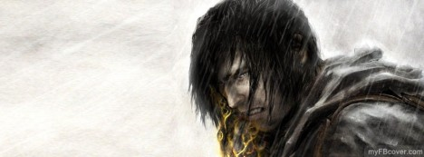 Prince of Persia Facebook Cover