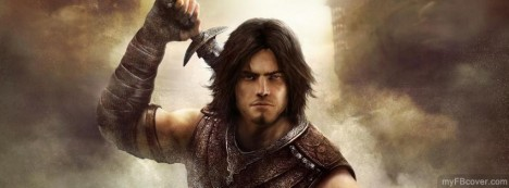 Prince of Persia Forgotton Sands Facebook Cover