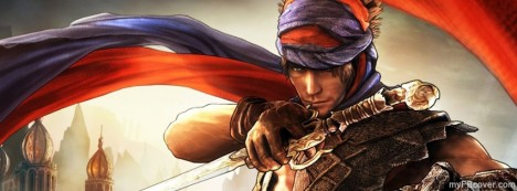 Prince of Persia Prodigy Facebook Cover