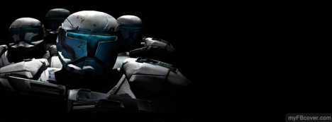 Star Wars Republic Commando Facebook Cover